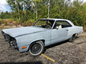 1976 Plymouth Scamp project car