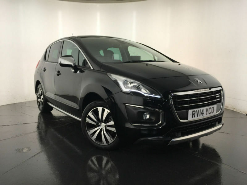 2014 peugeot 3008 allure hybrid4 auto 4wd 1 owner service history
