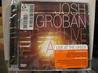 NEW: JOSH GROBAN DVD AND CD SET