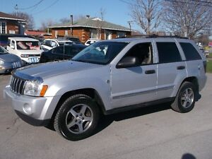 2005 Jeep Grand Cherokee trailrated  5900$