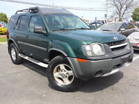 2002 Nissan Xterra XE | AS-IS | E-TESTED