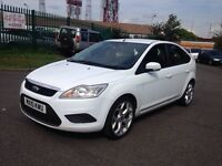 2010 Ford Focus new shape tdci
