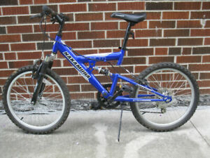 KIDS NAKAMURA 18 SPEED MTN BIKE $80