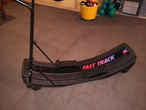 Fast Track Exercise Machine
