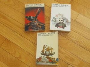 Petits romans d'Agatha Christie
