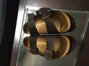 Brand New Birkenstock with Tag Still On (sizes 42)