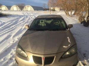 2004 Pontiac Grand Prix for Sale