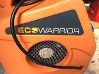 Eco Warrior Reclaim Unit Brand New