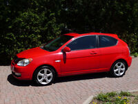 REDUCED Hyundai Accent GS Sport Low KM Sunroof New Tires No Rust