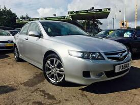 2007 Honda Accord 2.2 i-CTDi Executive **Sat Nav - Full Leather - FSH**