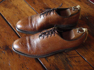 Mint Dacks Quality Buffalo Leather Dress Shoes S10.5 - $79 West Island Greater Montréal image 3