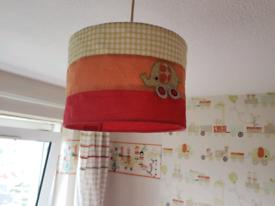 Kids lampshade