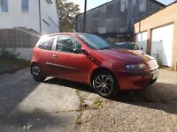 FIAT PUNTO ELX 1.2 VERY LOW MILES & CHEAP TO RUN