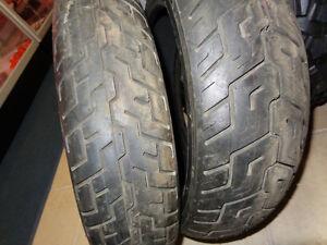 Pair of street tires 150/80-15..MT90-16   recycledgear.ca Kawartha Lakes Peterborough Area image 9