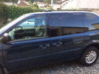 Chrysler voyage