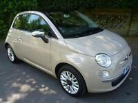 2014 Fiat 500 1.2 Lounge 3dr (start/stop)