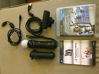 PlayStation Move Starter Bundle - Barely used