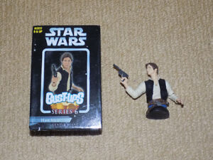 GENTLE GIANT, HAN SOLO, STAR WARS, 2006 BUST-UPS SERIES 6