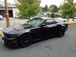 2011 Ford Mustang 3.7l V6 Coupe Coupe (2 door)