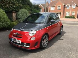 Amazing 1.4 T-Jet 165 hp Abarth 595 Turismo for sale