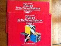 Piano for Young Beginning - Primer A & B - Bastien