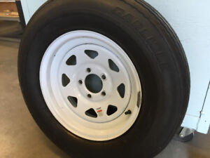 Rv trailer tire