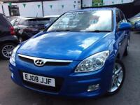 2008 Hyundai i30 2.0 CRDi Premium 5dr 5 door Hatchback