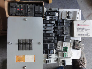 over 30 used circuit breakers