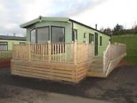 Willerby Sierra 37ft by 12ft 2 bed 2015 Sited Causey Hill Holiday Park Hexham