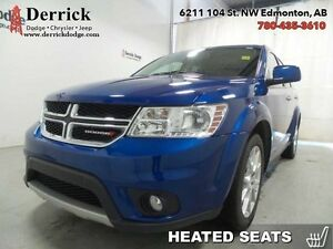 2015 Dodge Journey   Used 4WD R/T 7 Pass DVD Nav Sunroof $167.68