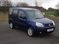 Fiat Doblo Dynamic Wheelchair Accessible