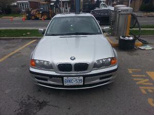 1999 BMW 3-Series 328i Sedan