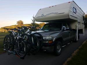Premium truck and camper!! 2001 Truck; 1997 Camper