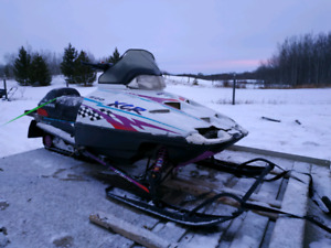 1997 XCR 600 SP REDUCED
