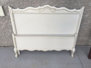 Adorable twin bed frame