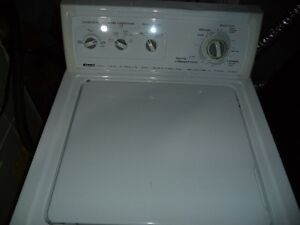 KENMORE WASHER EXTRA CAPACITY DELIVERY INCLUDED