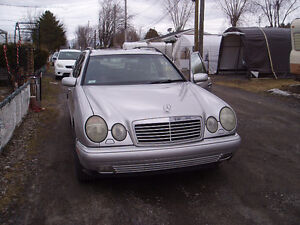 Mercedes-Benz E-320 Wagon 175000km