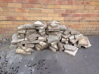 Paving Slabs (Broken)