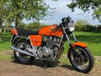 1981 Laverda jota 180 Series 2 Matching frame and engine numbers