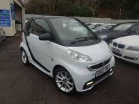 2013 63 SMART FORTWO 1.0 PASSION MHD 2D AUTO 71 BHP