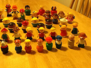 *WOW* 57 ASSORTED LITTLE PEOPLE London Ontario image 3