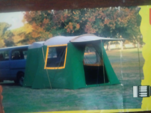 Wild country canvas van tent like new condition