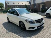 2014 Mercedes-Benz B-CLASS 1.5L B180 CDI BLUEEFFICIENCY SPORT 5d AUTO 107 BHP MP