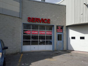 COMMERCE GARAGE A LOUE COMMERCIAL GARAGE FOR RENT
