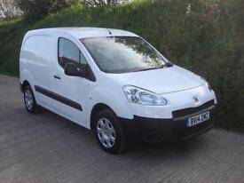 2014 14 Peugeot Partner 1.6HDi L1 850 90 PS Professional Van