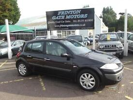 Renault Megane 1.5dCi) 6 speed Dynamique Full Glass Sunroof