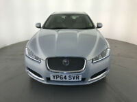 2014 64 JAGUAR XF LUXURY DIESEL AUTOMATIC ESTATE 1 OWNER SERVICE HISTORY FINANCE