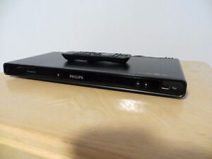 HDMI Philips dvd player + Sony radio/cd/mp3 player