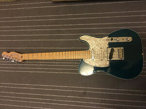 1998 American deluxe telecaster