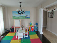 IN-HOME DAYCARE ADELAIDE & OXFORD LOCATION